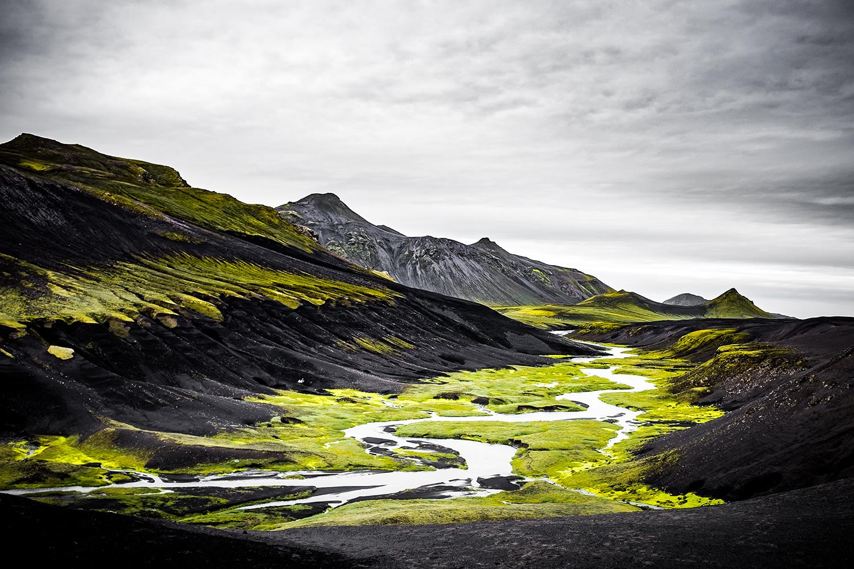 Islande, Maelifell piste 210
