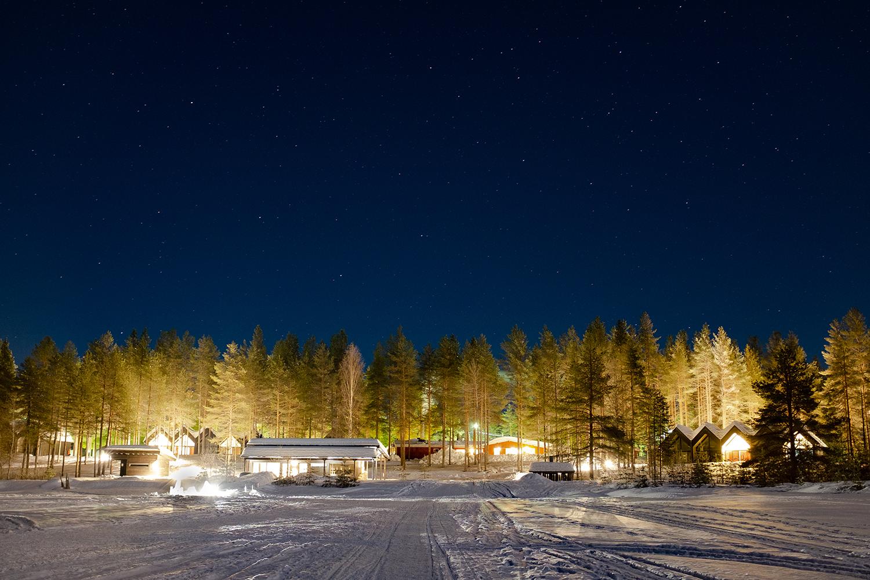 Norwide basecamp - Hossa Finland