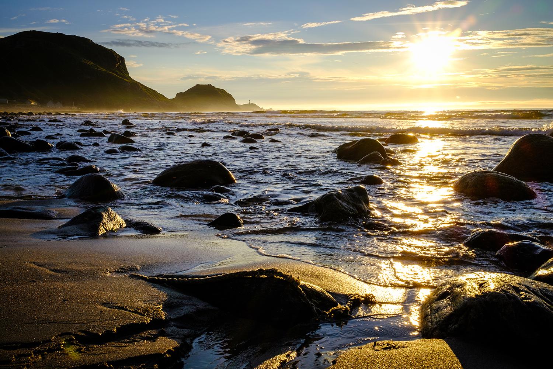 Ervik surf beach - Norway