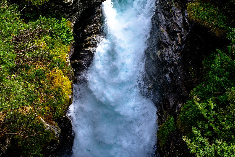 Waterfall - Norway