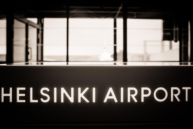 Helsinki Airport - Finland