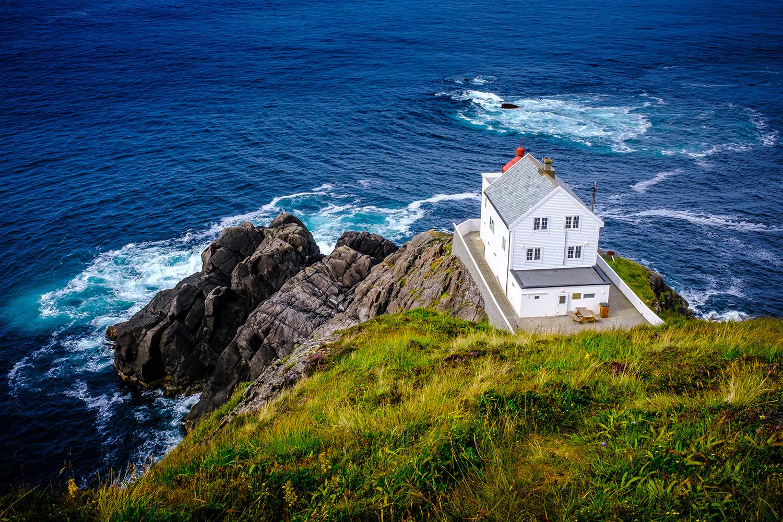 Kråkenes lighthouse - Norway