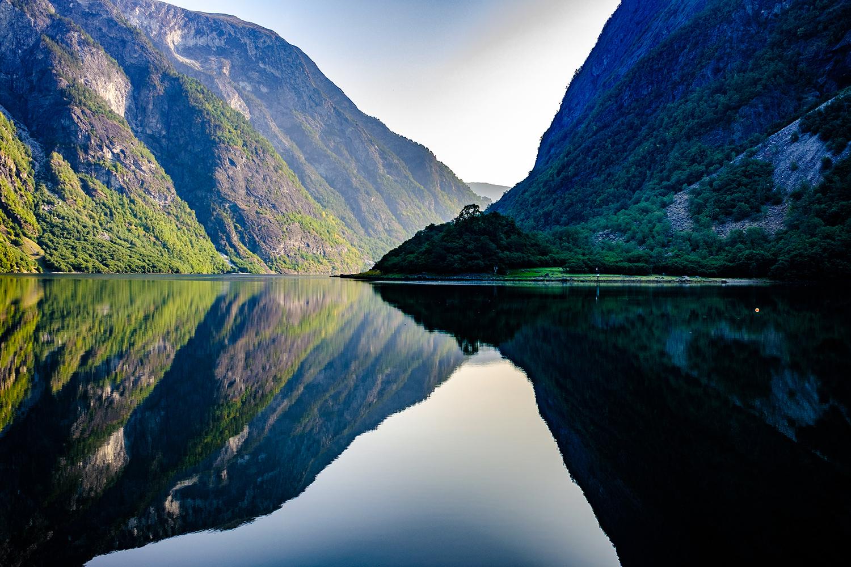 Naeroyfjord - Norway