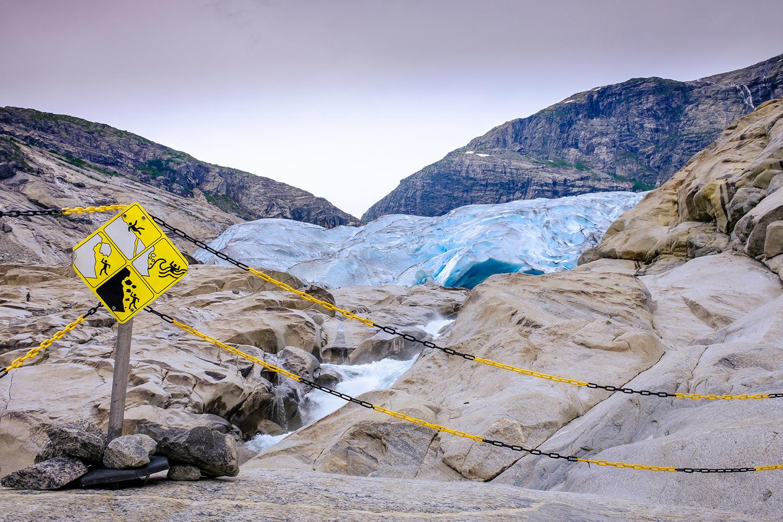 Nigardsbreen Glacier - Norway