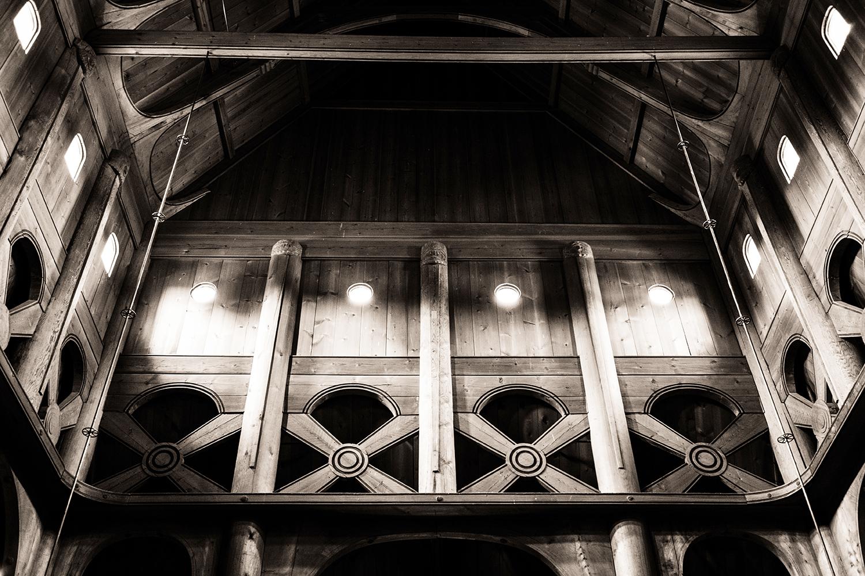 Stave Church - Heddal Stavkirke